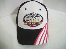 Collectible, 2008 Daytona 500, 50 Years, Cap, Hat, New