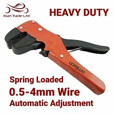 Auto Wire Stripper - Electricial Wire Stripper, 0.5-4mm Wire, Hand Held Tool