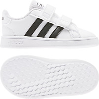 Adidas Shoes Kids Sneakers Fashion School Grand Court 70s Infants Toddler EF0118
