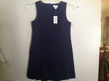Children's Place Girls SZ 10 Jumper/School Uniform Navy NWT