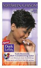 Dark and Lovely Fade Resistant Rich Color, No. 382, Midnight Blue, 1 ea