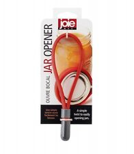 Joie Silicone Jar Opener BPA-Free FDA-Approved 6.5 Inches Red