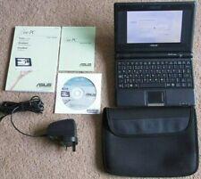 ASUS Eee PC 4G 701,Linux,4GB SSD,ULTRA MINI NETBOOK BLACK + ORIGINAL ACCESSORIES