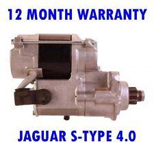 JAGUAR S-TYPE 4.0 V8 SALOON 1999 2000 2001 2002 - 2007 STARTER MOTOR