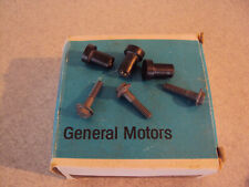 NOS Voltage Regulator Wellnuts Screws Chevelle SS Corvette GTO Judge Lemans