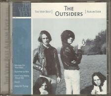 OUTSIDERS Very Best of CD 18 track TOUCH Keep on Trying LYING ALL THE TIME