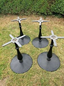 4 table stand cast iron heavy
