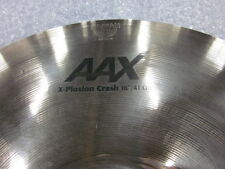 "Sabian 16"" AAXplosion AAX X-Plosion Xplosion crash. 21687XB Great Condition"