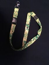Green Pot Leaf Lanyard (20 inches)