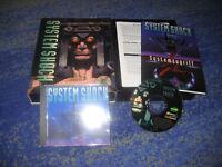 SYSTEM SHOCK PC CD Edition Kult !!!! Rarität CD Edition