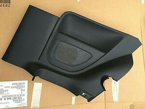VW UP Rear Right Side Trim Panel - 1S3867044N 82V **Genuine New VW Part**