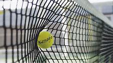 Profi Tennisnetz 12,80m x 1,07m DIN EN 1510 mit Mittelband, 4mm starke Kordel