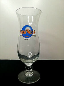 HARD ROCK CAFE BANFF GLASS