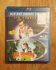 Ace Ventura: Pet Detective / When Nature Calls Brand New Blu-ray Double Feature