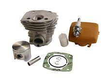 Cilindro & Pistone servizio filtro tappo si adatta HUSQVARNA 346 350 353