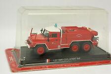 Del Prado Pompiers 1/57 - Acmat 6X6 CCFL 1985