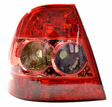 Tail Light Toyota Corolla ZZE122 05/04-04/07 New Left LHS Sedan 05 06 Rear Lamp