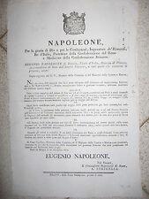 R429-PERIODO NAPOLEONICO-SUI FURTI NEI PORTI E NEGLI ARSENALI MILITARI