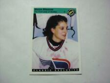MANON RHEAUME , THE FIRST LADY OF HOCKEY 1993 CLASSIC PRO HOCKEY PROSPECTS #2