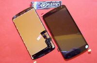 P1 DISPLAY LCD+ TOUCH SCREEN per LG K5 X220 VETRO NERO RICAMBIO NUOVO OPTIMUS