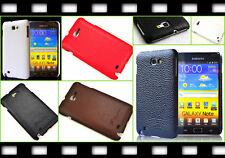 Samsung Galaxy Note n7000 Custodia Back GUSCIO PROTETTIVO COVER CASE BUMPER PELLICOLA OPACA