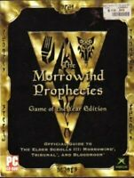 The Morrowind Prophecies: Game of the Year Edition Official Strategy Guide by…