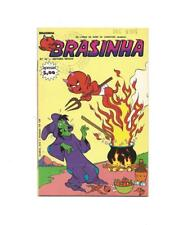 Brasinha #23 1976 Brazilian Hot Stuff Witches Stew Cover!
