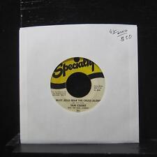 "Sam Cooke, Soul Stirrers - Last Mile Of The Way / Jesus Bear The Cross 7"" VG 921"