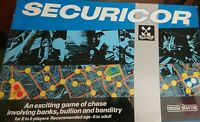 House Martin Securicor Board Game 1980's Rare Vintage