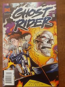 Ghost Rider Marvel Edge 72 Misprint