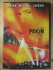 "JEAN MICHEL JARRE ""LIVE A PEKIN DVD / TIAN'ANMEN - Electronic Ambient Trance"