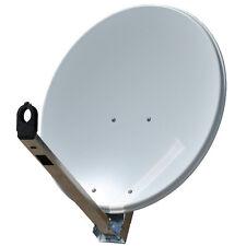 Gibertini 85 cm Antenne Spiegel Aluminium Alu Schüssel Robust  OP PL Original