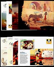 St Vincent 1794-1807f MNH Disney Animated Films