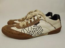 Timberland 65574 para Hombre Marrón Blanco tenis shoes size UK 10