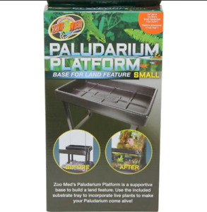Zoo Med Paludarium Platform Base For Land Feature, Small