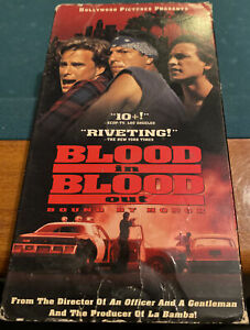 blood in blood out bound by honor vhs