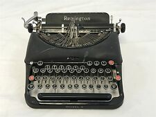 """Vintage Antique Remington """"Model 5"""" Typewriter Untested Repaired or Restored"""
