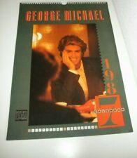George Michael 1987 Calendar Kalender Calendario Calendrier WHAM! Photo Photos