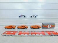 BY362-0,5# 5x Herpa H0/1:87 Tourenwagen: 3554 Audi+3552 Porsche+3554 BMW, s.g.