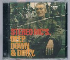 STEREO MC'S.  DEEP DOEN & DIRTY CD F.C. SIGILLATO!!!