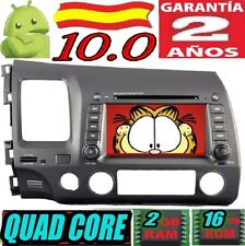 2GB RAM ANDROID 10.0 HONDA CIVIC 2006-2011 RADIO COCHE DVD GPS USB CAR WIFI SD