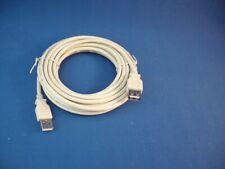 USB-A-Stecker und USB-A-Kupplung - Länge 5 m - USB Verlängerung !!!