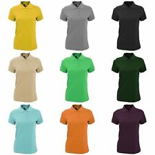 Polycotton Polo Shirts for Women