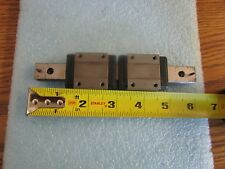 NSK MODEL: LU150148AL2-01P5Z1 Linear Rail with (2) NSK 17-001 KL Tables