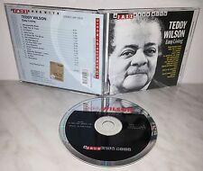 CD TEDDY WILSON - EASY LIVING - NUOVO - NEW