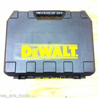 Dewalt CASE ONLY For 20V DCD996 Hammer Drill, Battery & Charger 20 Volt