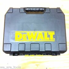 Dewalt Case Only For 18V DCD996 Hammer Drill, Battery & Charger 18 Volt