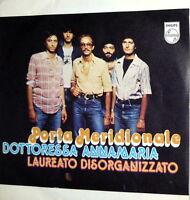 "PORTA MERIDIONALE DOTTORESSA ANNAMARIA  7""  OBSCURE   POP-PROG"