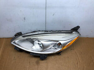 2012-2017 Mazda 5 Headlight Driver Left LH 09 10