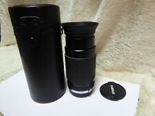 olympus om  Mount Clubman 80-200mm  Telephoto Zoom Film Camera Lens & Macro